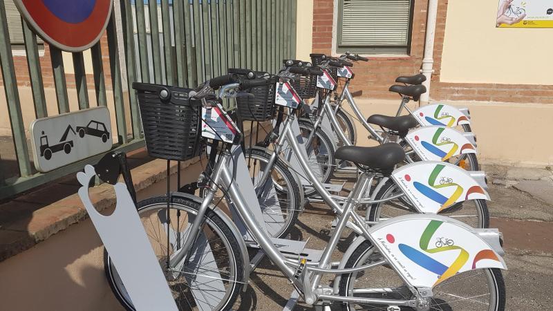 Vélo Libre Service Ville de Montauban